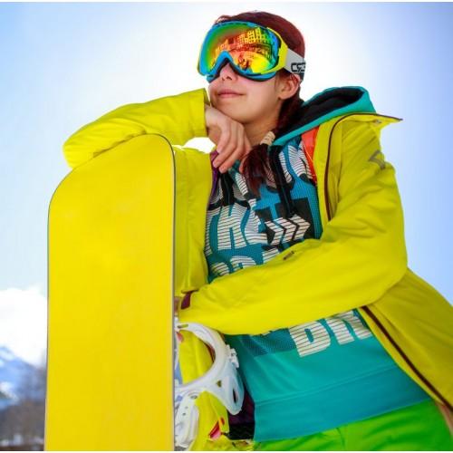 Adult Snowboard School Package - Complete Beginner