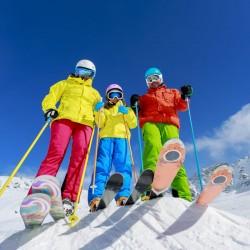 Family Ski School Package - Complete Beginners
