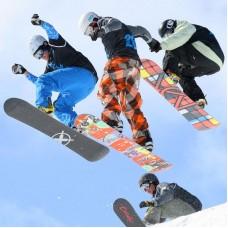 Group Snowboard School Package - Complete Beginners