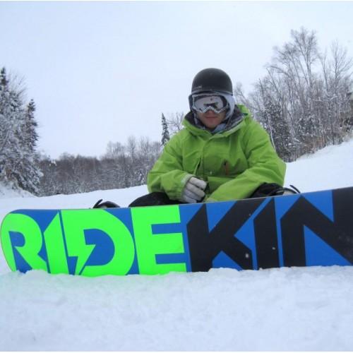 Child Snowboarding School Package 8yrs+ - Complete Beginner